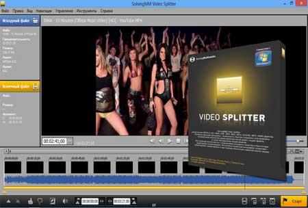 SolveigMM Video Splitter 3.5.1212.12 Final (2012) PC