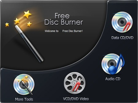 FREE Disc Burner 3.0.18.1212