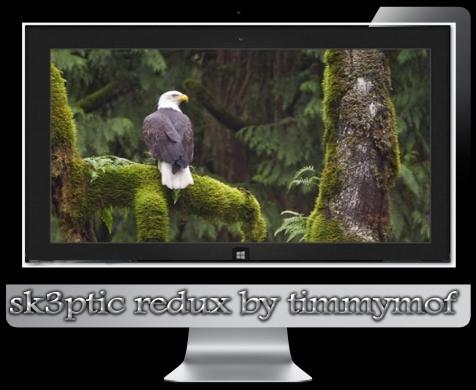 Темы для Windows 8 Хищные птицы