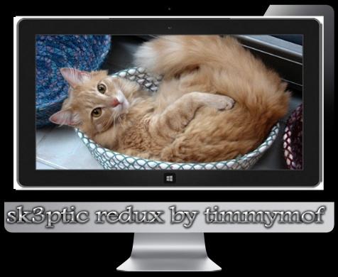 Темы для Windows 8 Очаровательные кошки