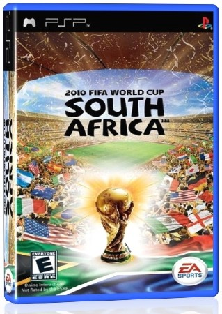 2010 FIFA World Cup South Africa  (2010) (RUS) (PSP)