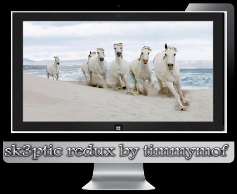 Темы для Windows 8 Грациозные лошади