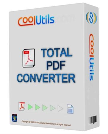 Coolutils Total PDF Converter 2.1.226