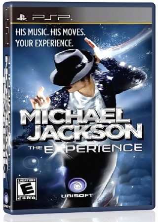 Michael Jackson The Experience (2010) (RUS) (PSP)