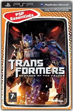 Transformers Revenge of the Fallen (2009) (ENG) (PSP)