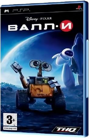 WALL-E (2010) (RUS) (PSP)