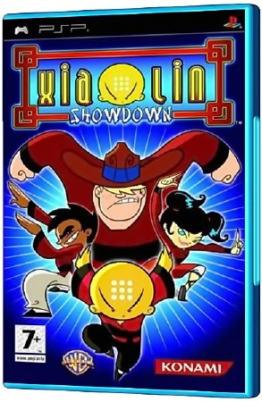 Xiaolin Showdown (2007) (RUS) (PSP)