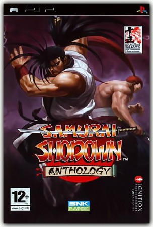 Samurai Shodown Anthology (2009) (ENG) (PSP)