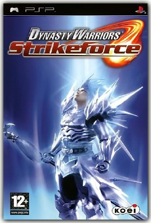 Dynasty Warriors Strikeforce (2009) (ENG) (PSP)