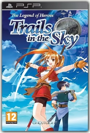The Legend of Heroes Trails in the Sky (2011) (ENG) (PSP)