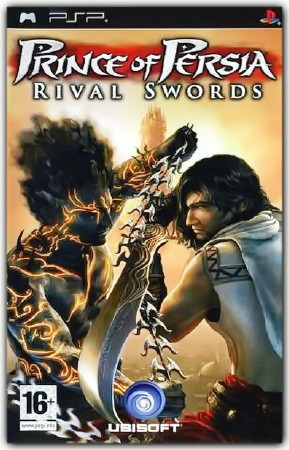 Prince of Persia:Rival Swords (2007) (RUS) (PSP)