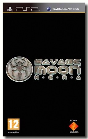 Savage Moon The Hera Campaign (2009) (RUS) (PSP)