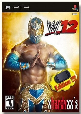 WWE 12 PSP EDITION (2011) (ENG) (PSP)