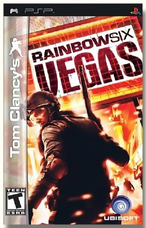 Tom Clancys Rainbow Six Vegas (2009) (ENG) (PSP)