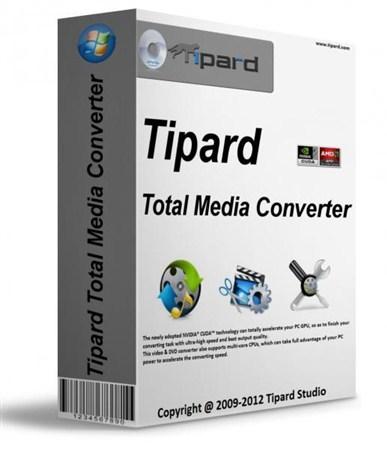 Tipard Total Media Converter Platinum 6.2.16