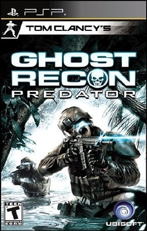 "Tom Clancy""s Ghost Recon Predator (2010) (ENG) (PSP)"