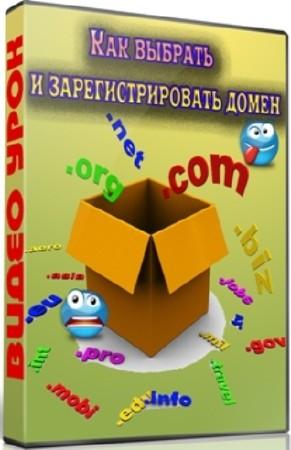 Как выбрать и зарегистрировать домен (2012) DVDRip