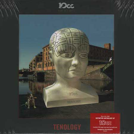 10cc - Tenology 4CD (2012)