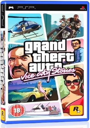 Grand Theft Auto Vice City Stories (2006) (RUS) (PSP)
