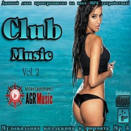 VA - Club Music Vol.2 (2012)