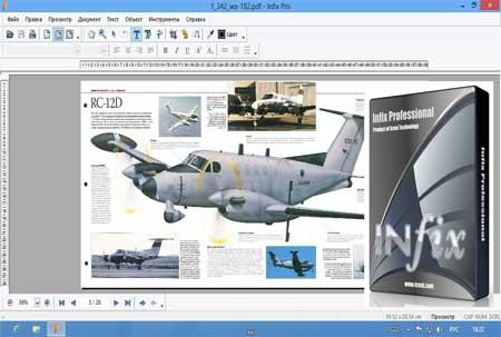 Infix PDF Editor 5.26 Professional (2012) PC