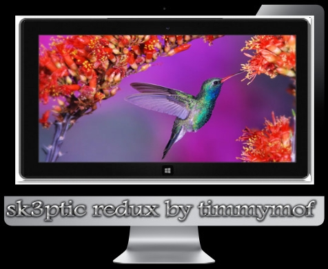 Темы для Windows 8 Красивые птицы