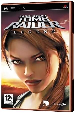 Tomb Raider Legend (2006) (RUS) (PSP)