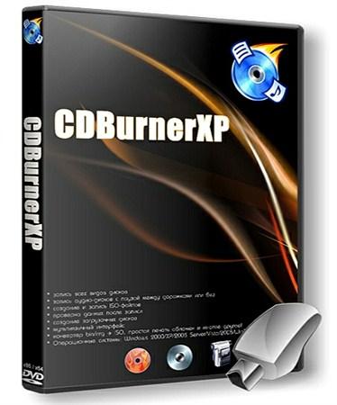 CDBurnerXP 4.5.0 Build 3681 Final + Portable