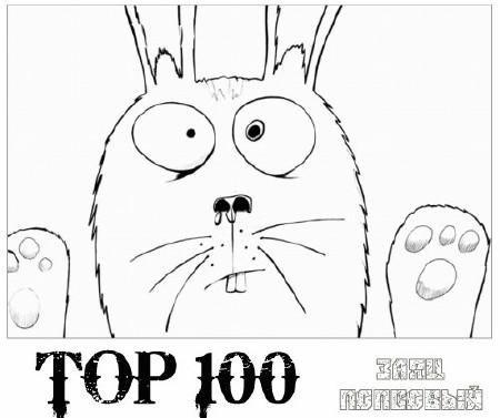 Сборник - TOP-100 Зайцев НЕТ-Заяц Попсовый_Зима (2012) MP3