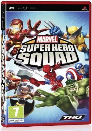 Marvel Super Hero Squad (2009) (ENG) (PSP)