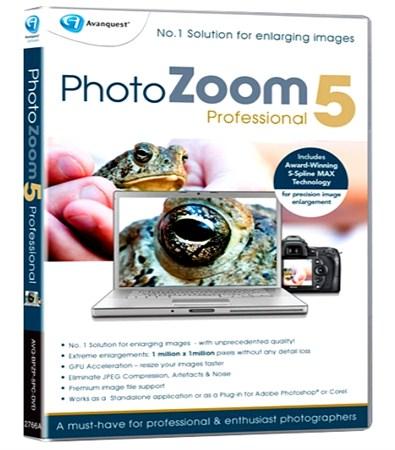 Benvista PhotoZoom Pro 5.0.4