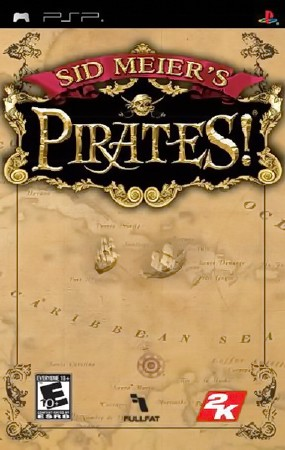 Sid Meiers Pirates! (2007) (RUS) (PSP)