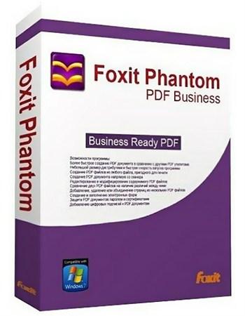 Foxit PhantomPDF Business 5.5.3.1211