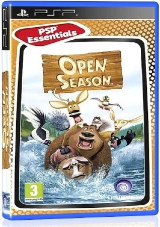Open Season (2006) (ENG) (PSP)
