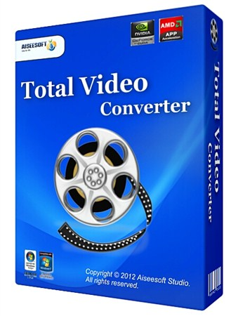 Aiseesoft Total Video Converter Platinum 6.3.28.14099 Portable by SamDel