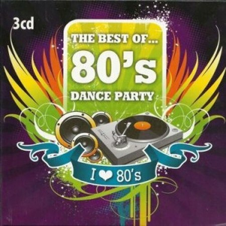 "The Best of 80""s: Dance party (2012)"