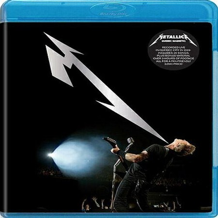 Metallica - Quebec Magnetic (2012) FLAC