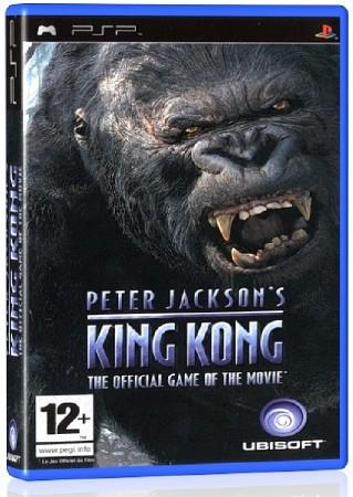 """Peter Jackson""""s King Kong (2005) (RUS) (PSP)"""