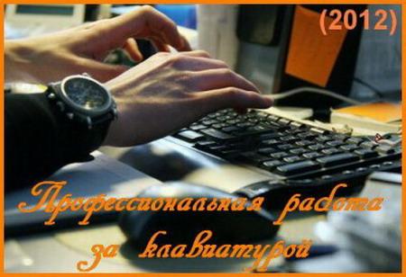 Профессиональная работа за клавиатурой (2012)