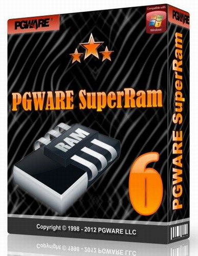 PGWARE SuperRam 6.11.26 (ML/RUS 2012)