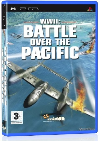 WWII Battle Over the Pacific (2008) (RUS) (PSP)