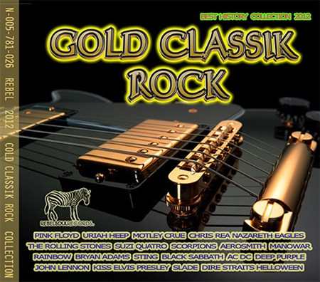 VA - Gold Classik Rock (2012)