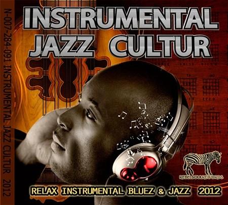 VA - Cultur Instrumentall Jazz (2012)