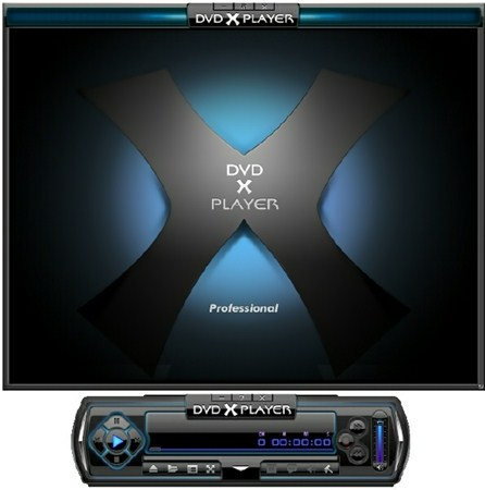 DVD X Player Professional 5.5.3.7