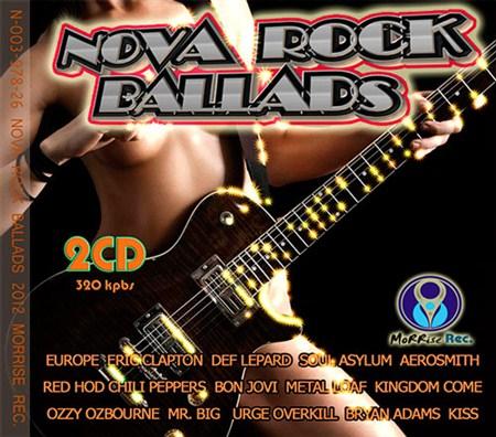 VA - Nova Rock Ballads (2012)