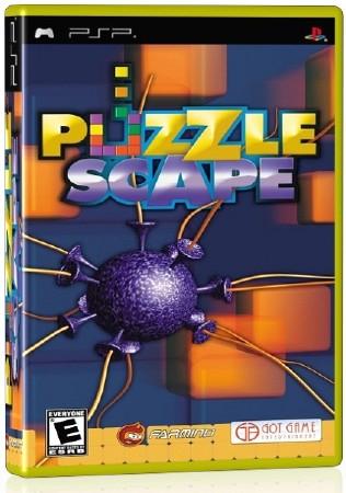 Puzzle Scape (2009) (ENG) (PSP)