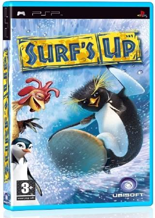Surfs Up (2007) (RUS) (PSP)