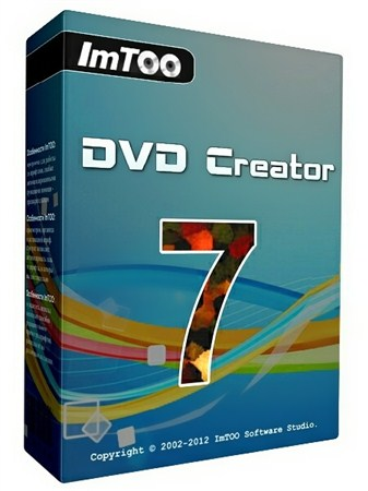 ImTOO DVD Creator 7.1.3.20121219