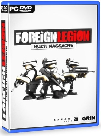 Foreign Legion 2 in 1 (2009-2012) (RUS) (PC)