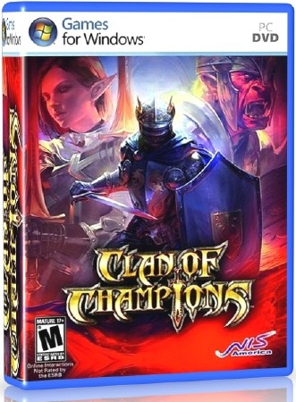 Clan of Champions (RePack) (2012) (ENG) (PC)